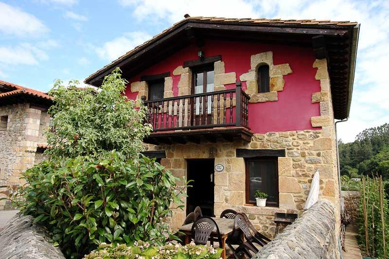 Casa rural en cantabria casa vallejo - Alquiler casa rural cataluna ...