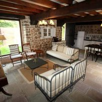 rural cottage in Cantabria - The House on the Side
