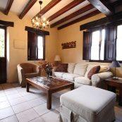 Salon Casa Vallejo - Casa rural en Cantabria