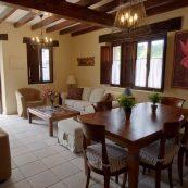 Comedor Casa Vallejo - Casa rural en cantabria
