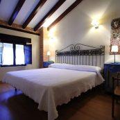 Dormitorio 1 Casa Vallejo - Casa Rural en Cantabria