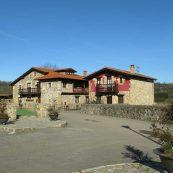 Vista Exterior Casa Vallejo, Casa Rural en Cantabria